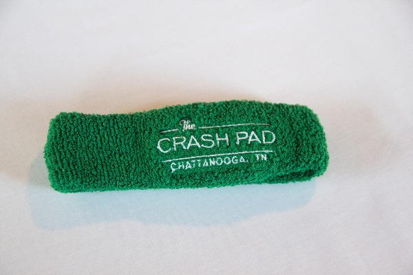 Green Sweatband