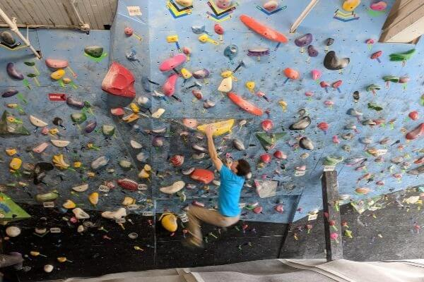 Tennessee Bouldering Authority Gym